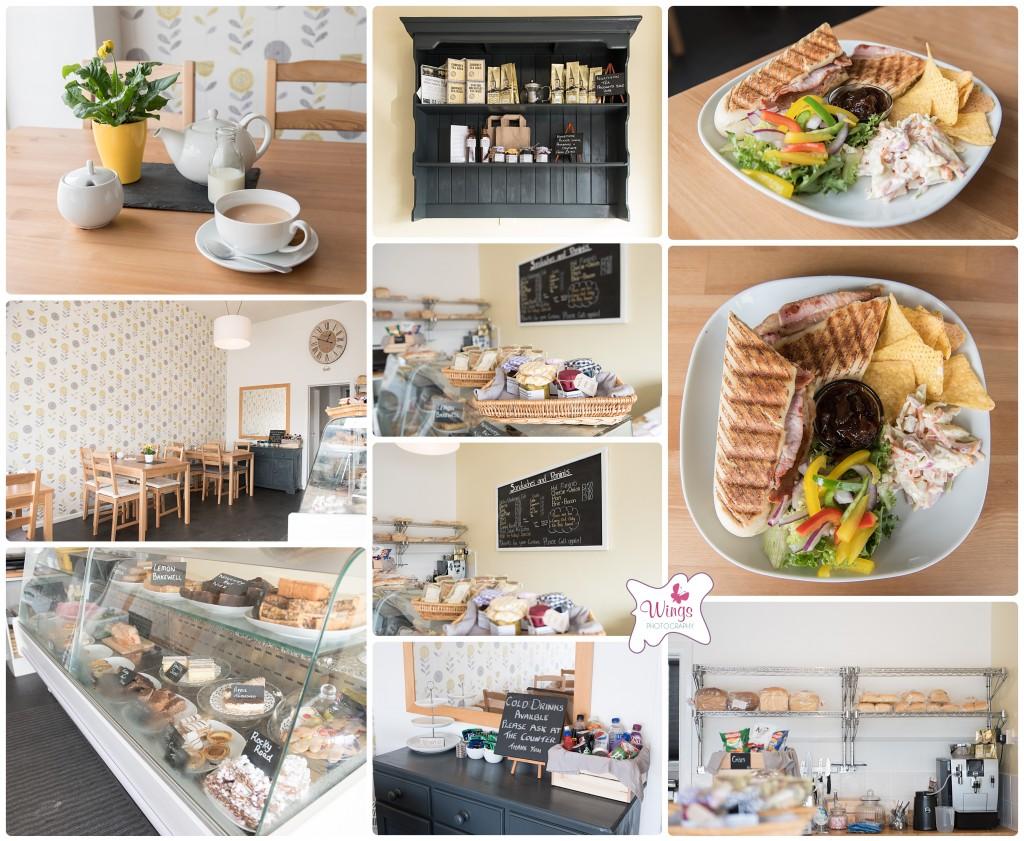 Corporate Photography - Miss T's Tea room Wingerworth