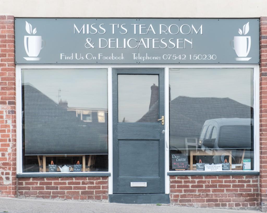 Corporate Miss T's Tea Room Wingerworth