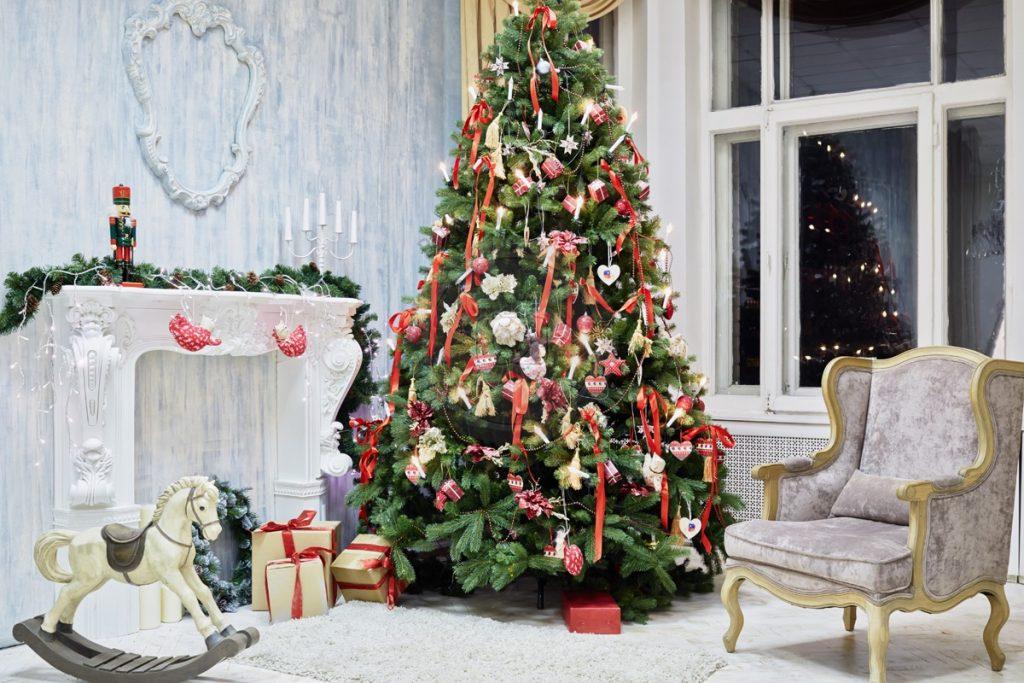 Christmas Mini session Backdrop