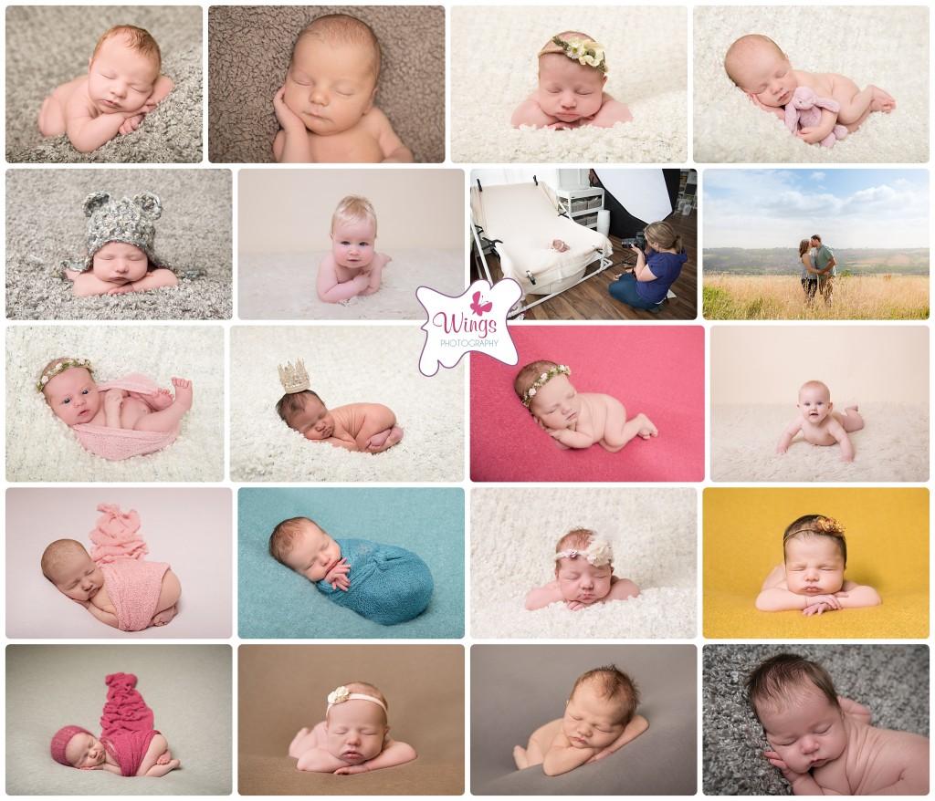 Newborn Portrait Photography Chesterfield Derbyshire