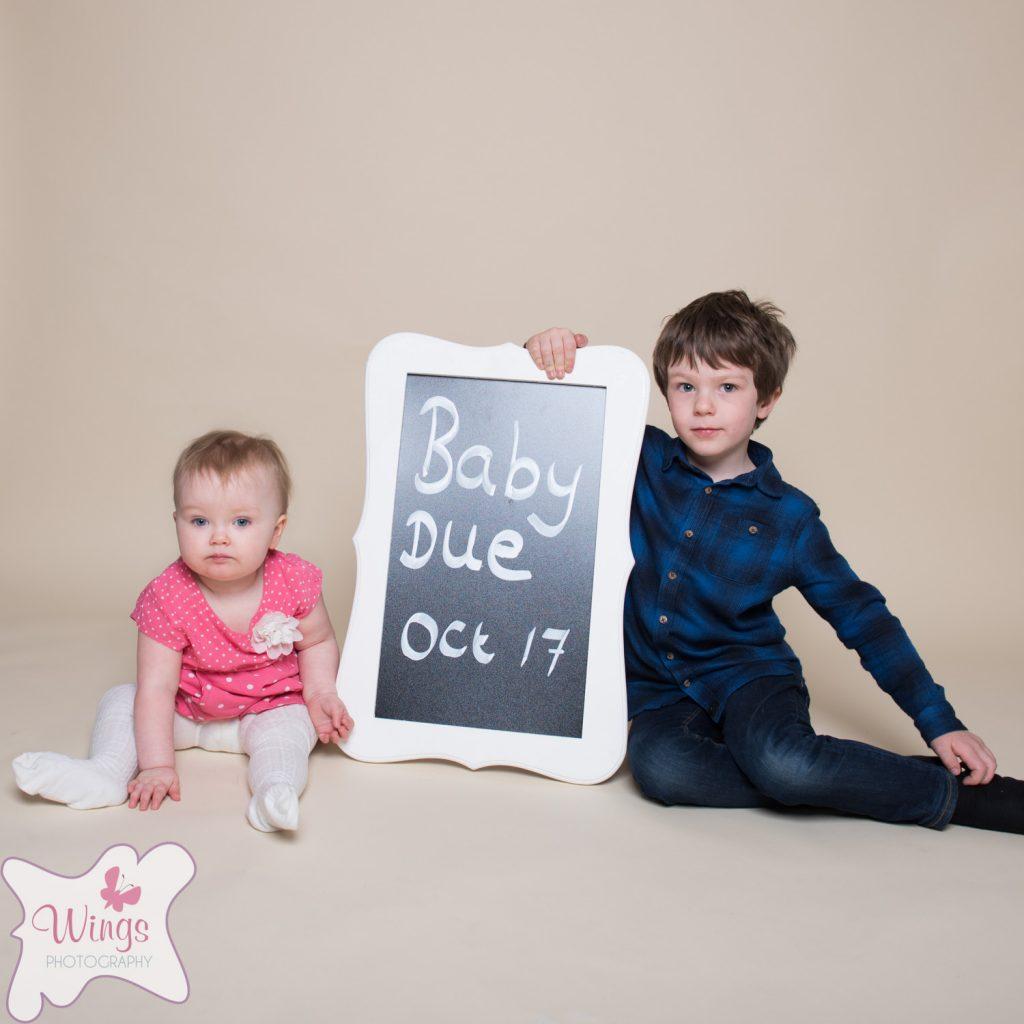 Pregnancy Announcement Wingerworth