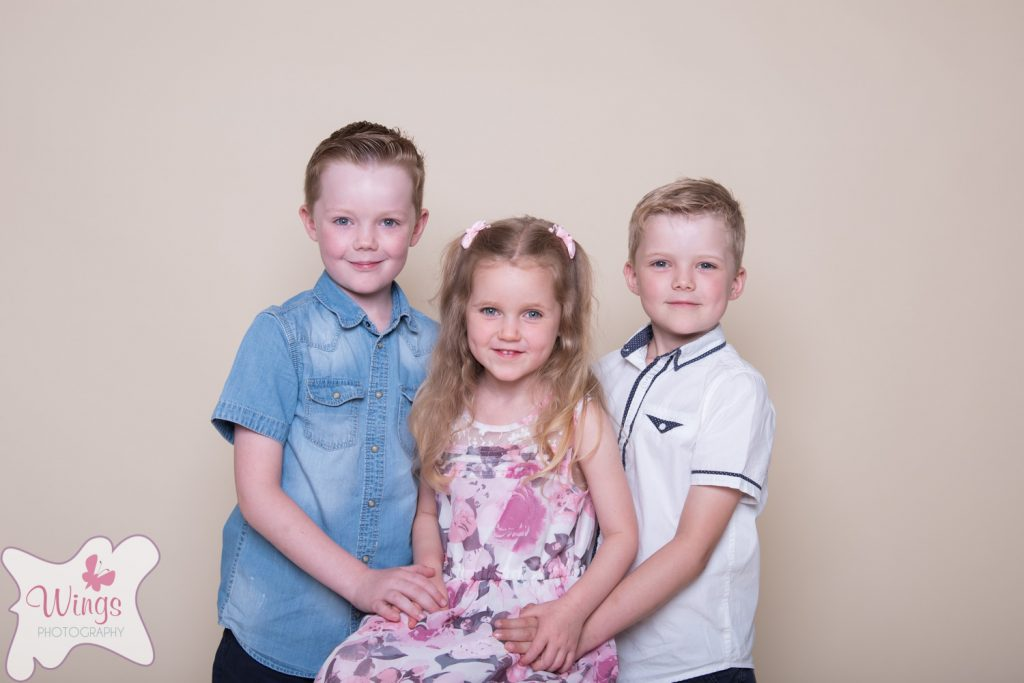 Childrens photography session Chesterfield Derbyshire