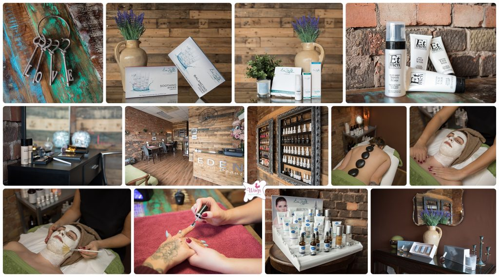 Keeping it local – Eden Natural Beauty