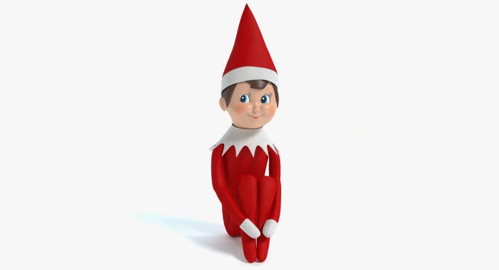 Elf on the shelf – friend or foe