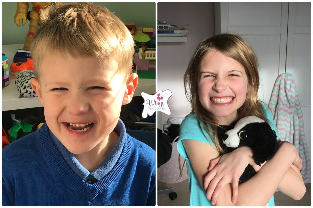 How to get better photos of your children