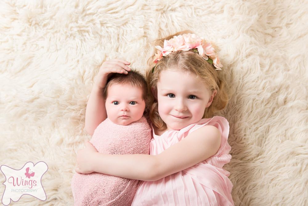 Baby v's Sibling