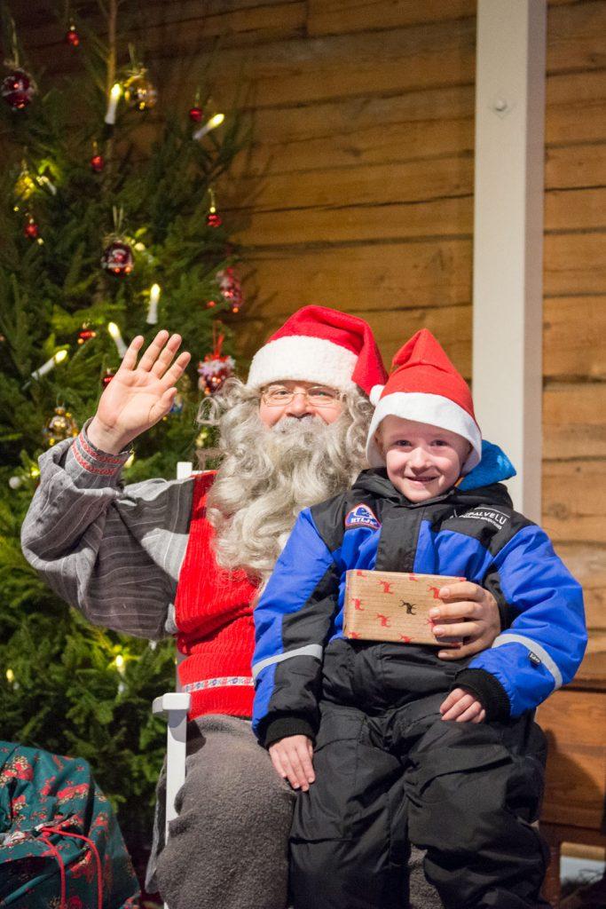 The real Santa Lapland