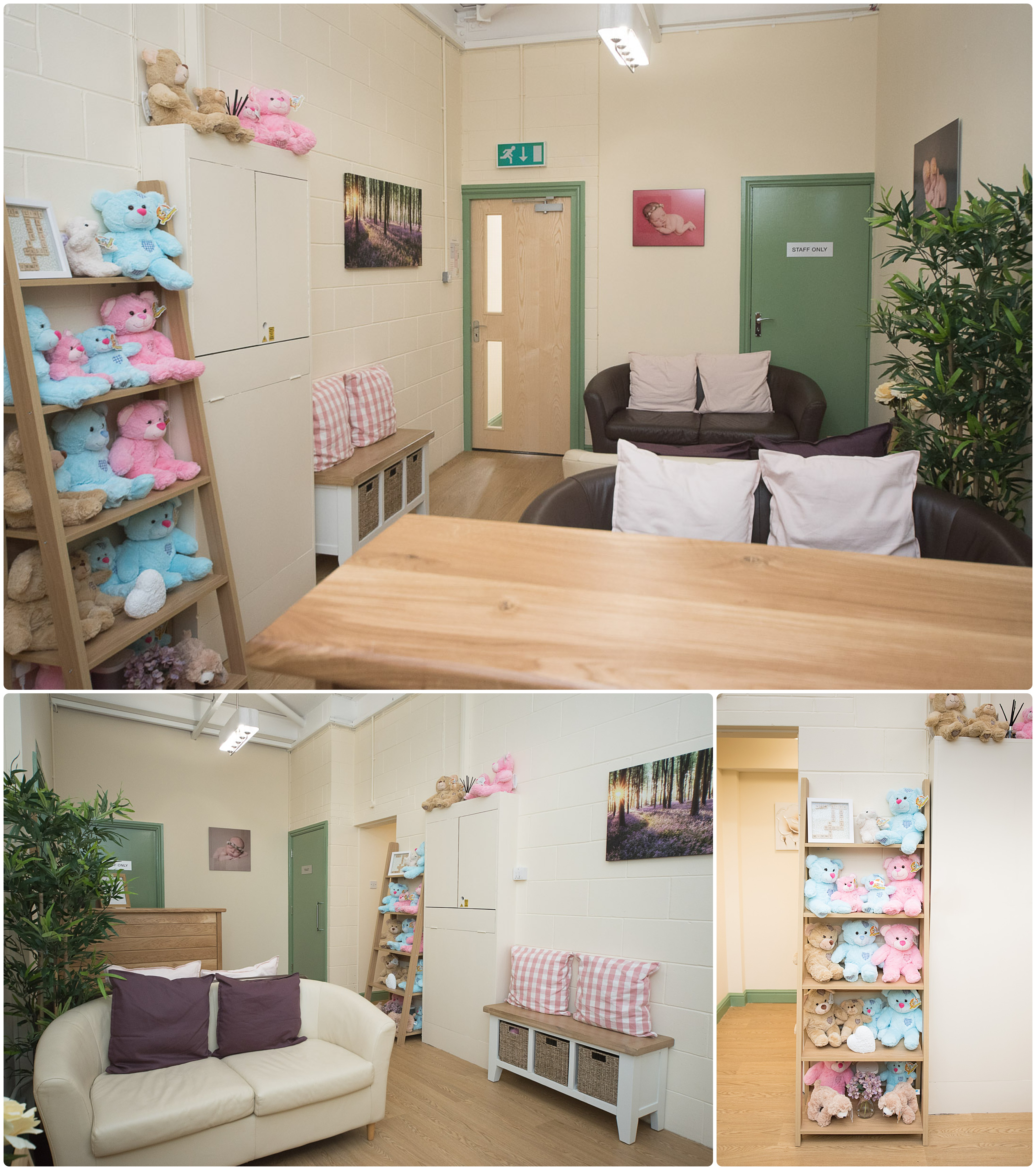 Baby scan clinic sheffield, Chesterfield