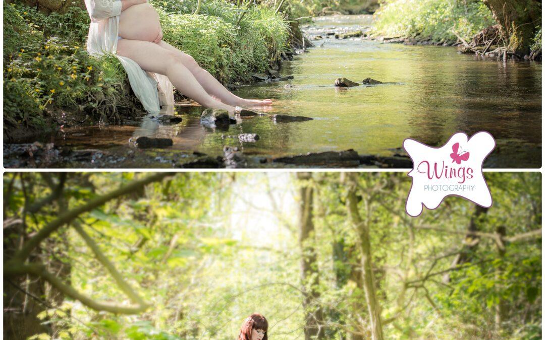 Bump to baby Photography Sheffield – Bridget