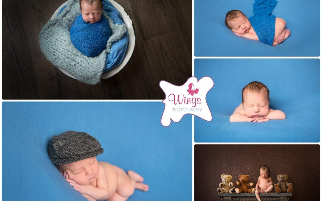 Newborn baby photos Chesterfield, Sheffield, Nottingham – Baby Gabriel