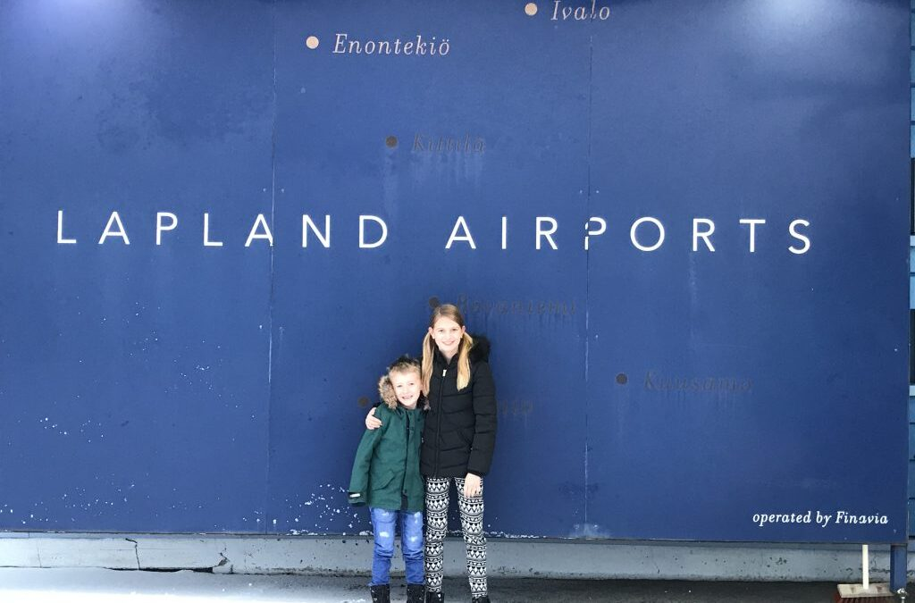 Lapland – the search for snow and Santa