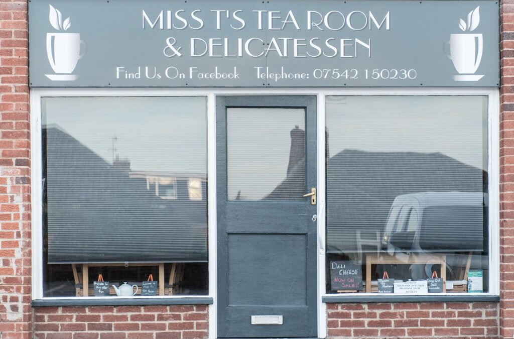 Keeping it local – Miss T's Tea Room Wingerworth