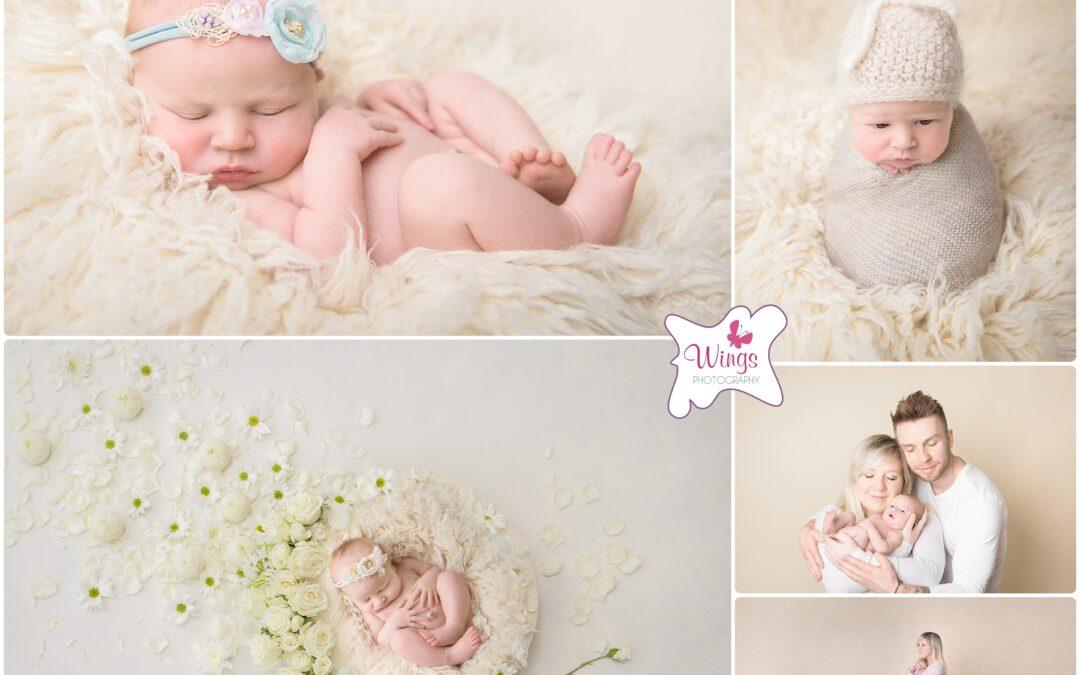 Derbyshire Newborn Photographer – Baby Lucia