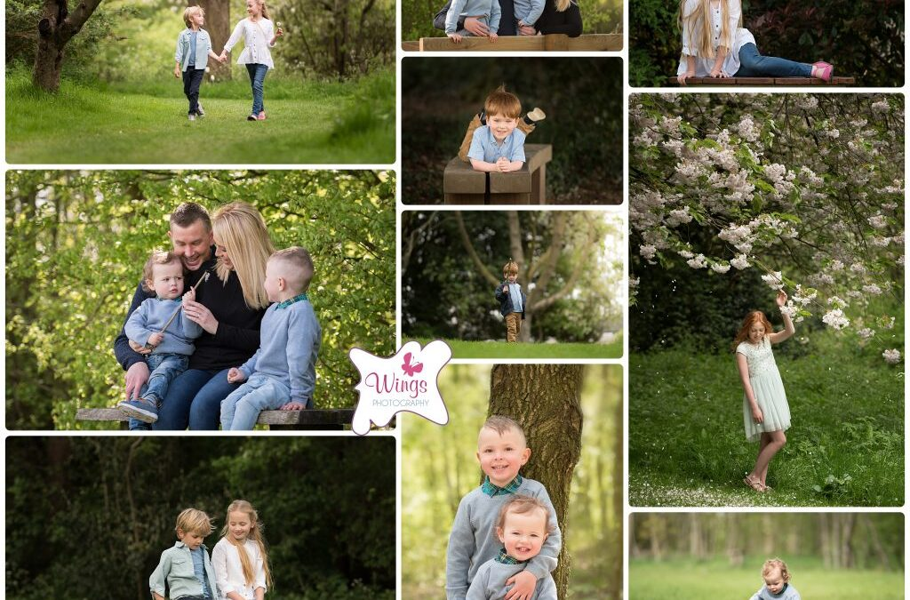 Chesterfield Family Location Photography