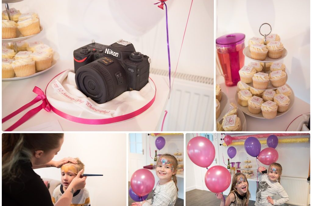 A look back on 2017 – Newborn  & Portrait photography Chesterfield