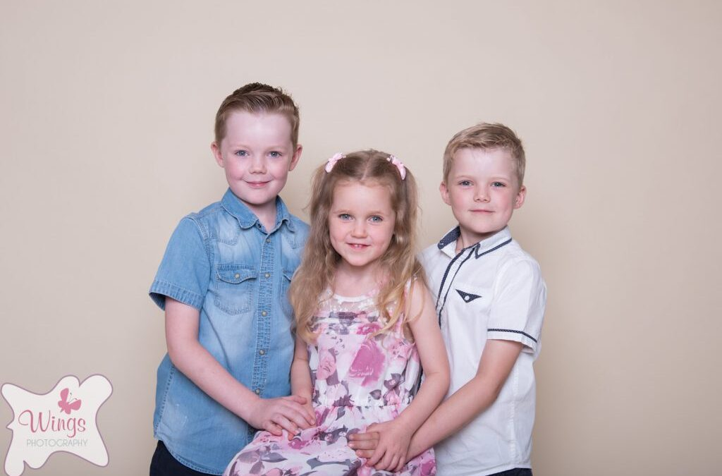 Children and Family Photography sessions